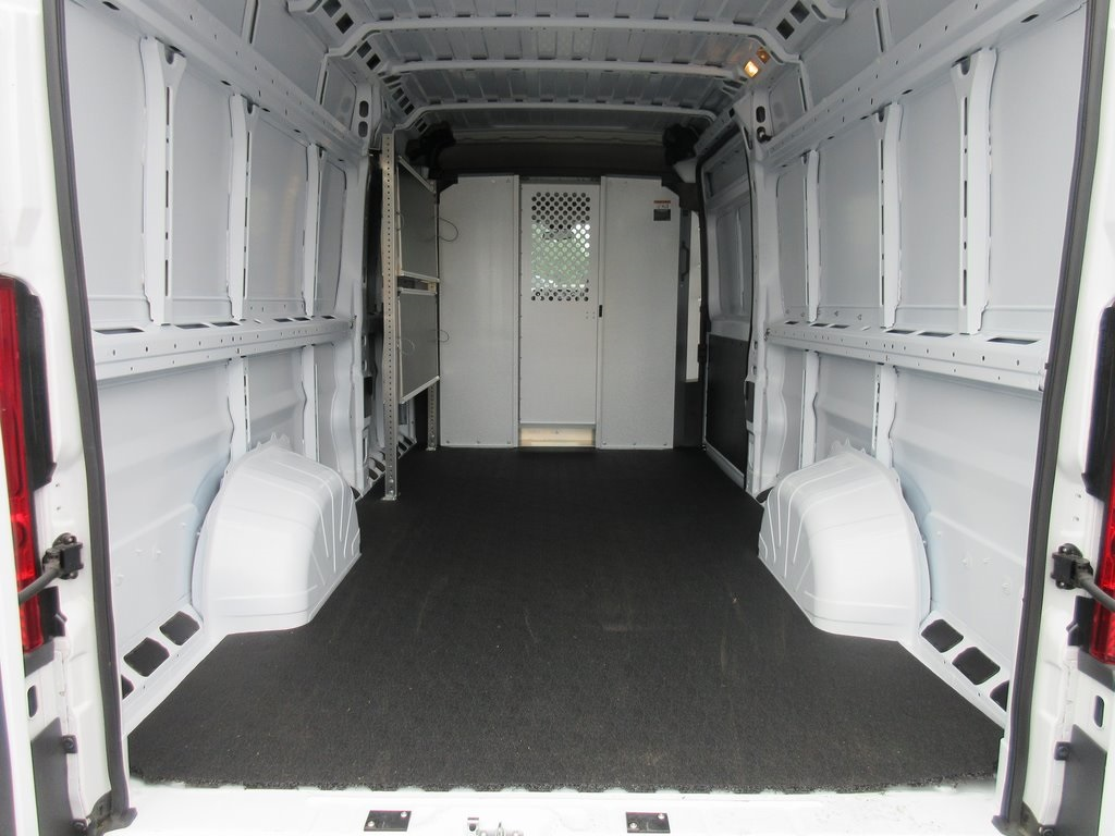 2018 ProMaster 3500 High Roof FWD,  Ranger Design Upfitted Cargo Van #J8534 - photo 2