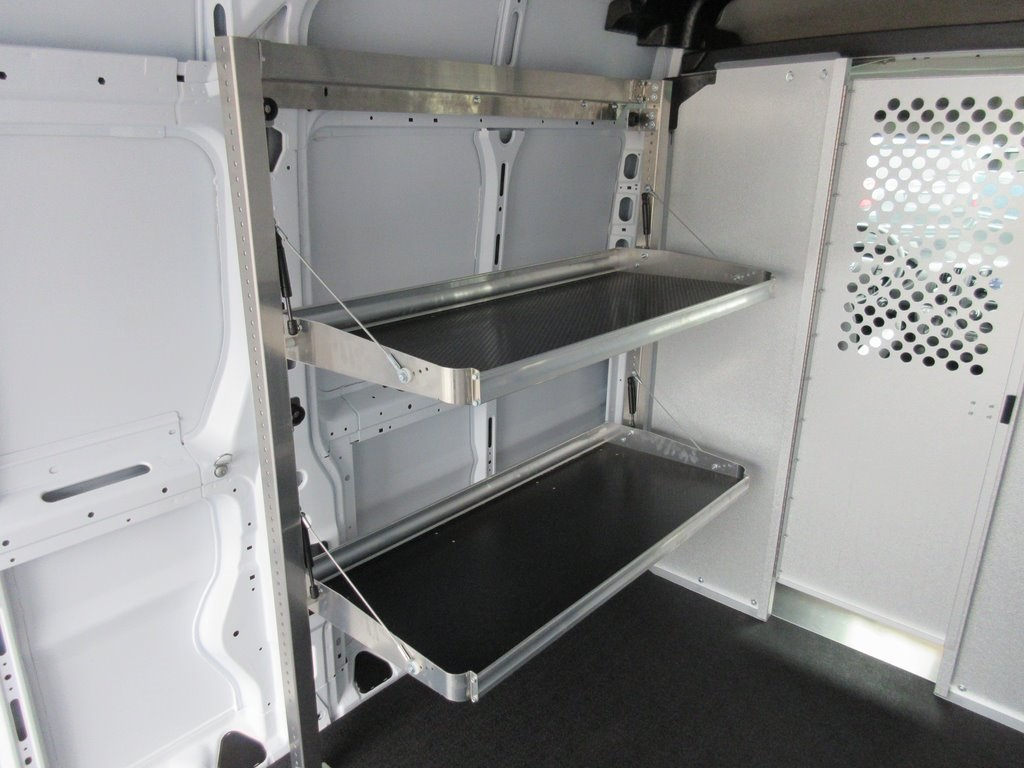 2018 ProMaster 3500 High Roof FWD,  Ranger Design Upfitted Cargo Van #J8534 - photo 8