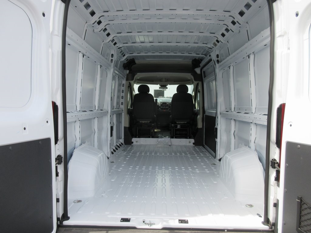 2018 ProMaster 2500 High Roof FWD,  Empty Cargo Van #J8546 - photo 2