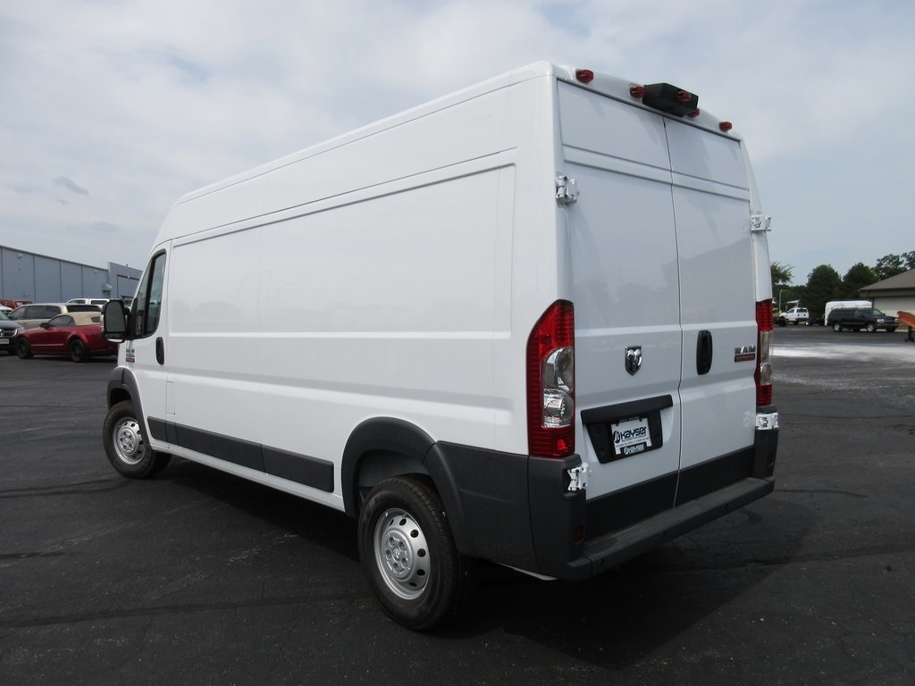2018 ProMaster 2500 High Roof FWD,  Empty Cargo Van #J8546 - photo 6