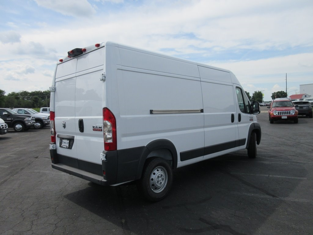 2018 ProMaster 2500 High Roof FWD,  Empty Cargo Van #J8546 - photo 8