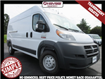 2018 ProMaster 2500 High Roof FWD,  Empty Cargo Van #J8546 - photo 1
