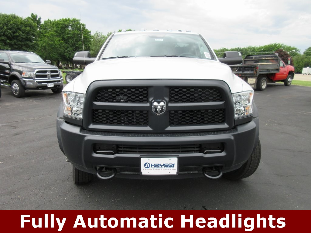 2018 Ram 4500 Regular Cab DRW 4x2,  Cab Chassis #J8587 - photo 4