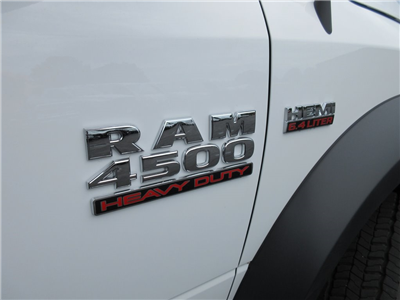 2018 Ram 4500 Regular Cab DRW 4x2,  Cab Chassis #J8588 - photo 24