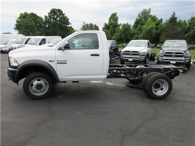 2018 Ram 4500 Regular Cab DRW 4x2,  Cab Chassis #J8588 - photo 7
