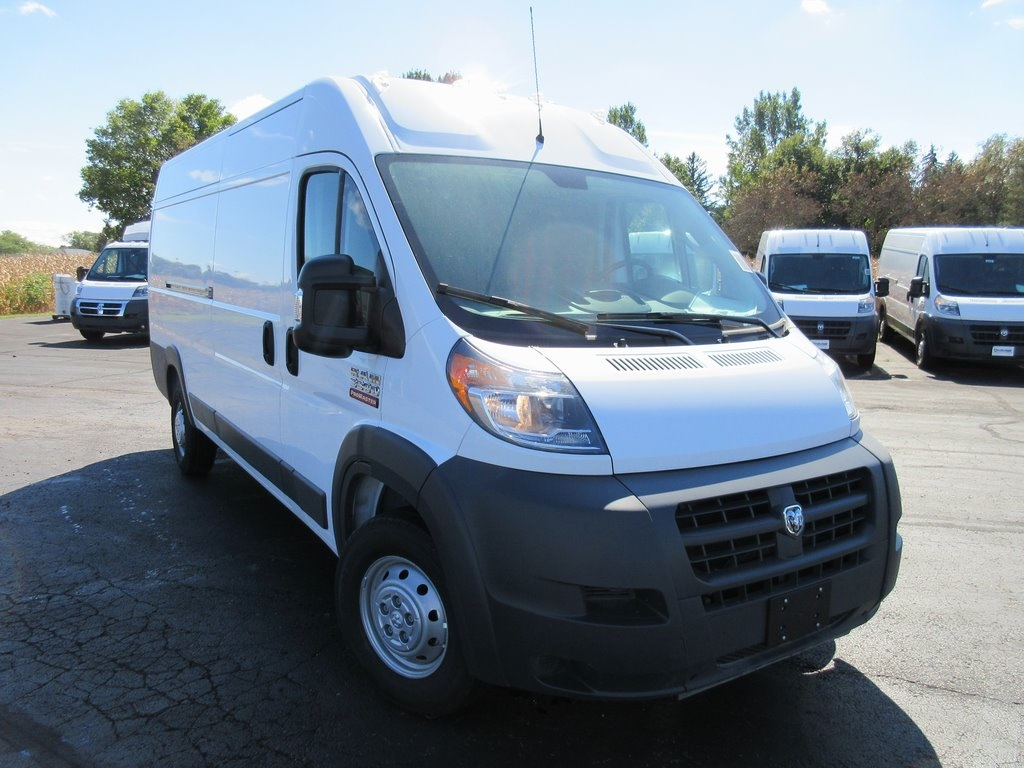 2018 ProMaster 3500 High Roof FWD,  Empty Cargo Van #J8593 - photo 36