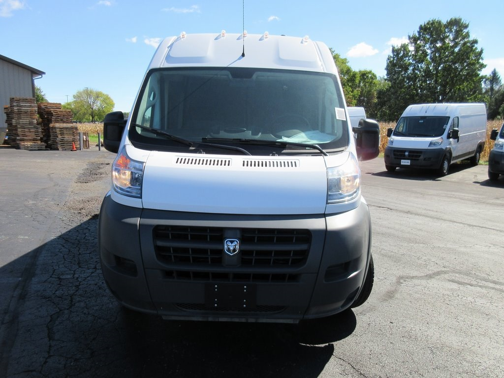 2018 ProMaster 3500 High Roof FWD,  Empty Cargo Van #J8593 - photo 4