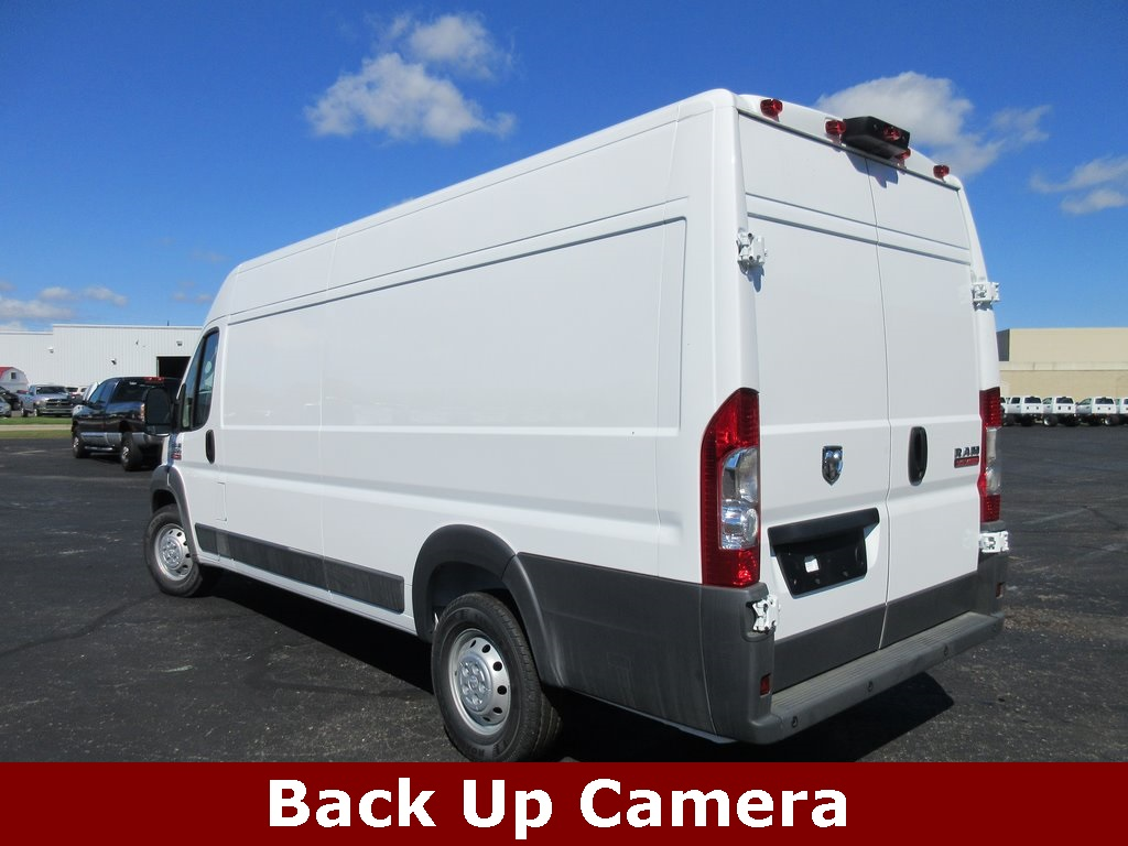 2018 ProMaster 3500 High Roof FWD,  Empty Cargo Van #J8593 - photo 6