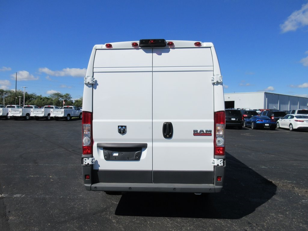 2018 ProMaster 3500 High Roof FWD,  Empty Cargo Van #J8593 - photo 8