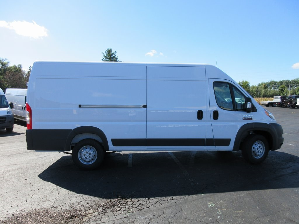 2018 ProMaster 3500 High Roof FWD,  Empty Cargo Van #J8593 - photo 7