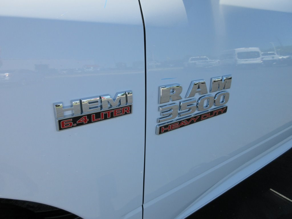 2018 Ram 3500 Regular Cab 4x4,  Pickup #J8624 - photo 32