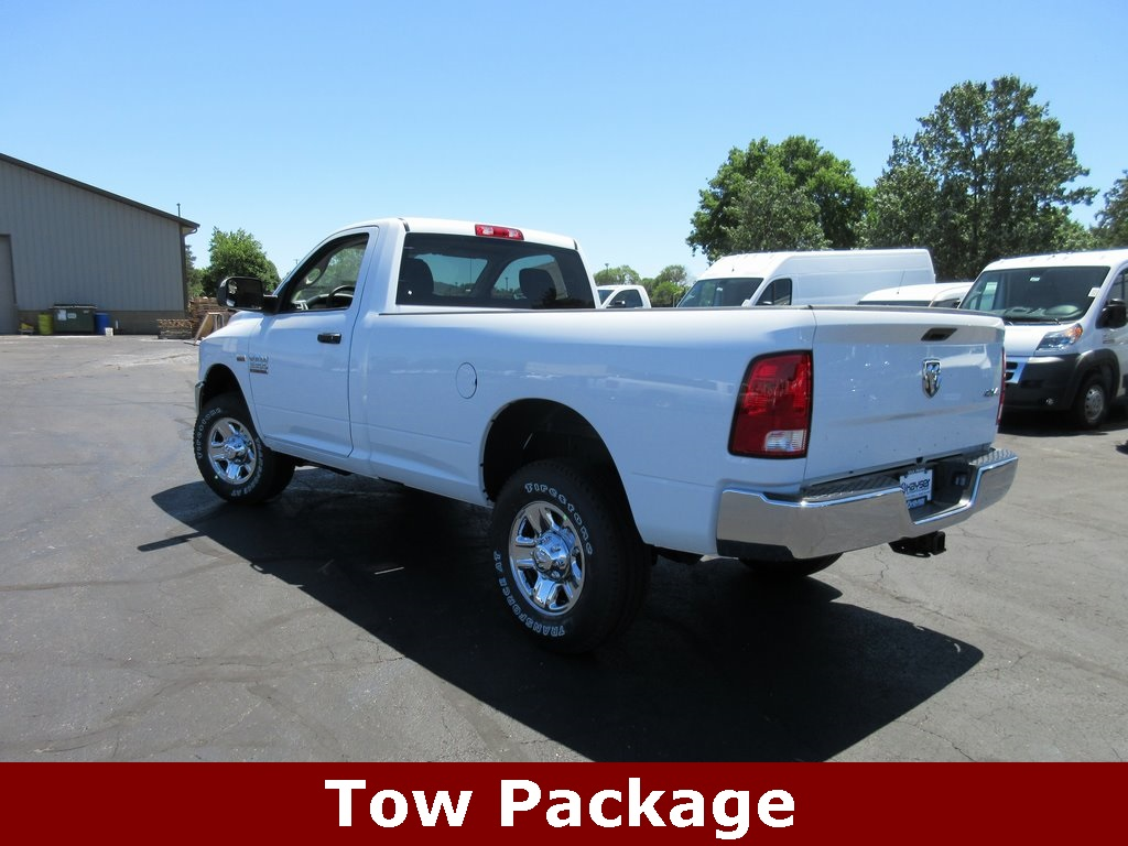 2018 Ram 3500 Regular Cab 4x4,  Pickup #J8624 - photo 6
