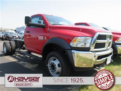 2018 Ram 5500 Regular Cab DRW 4x4,  Cab Chassis #J8646 - photo 1