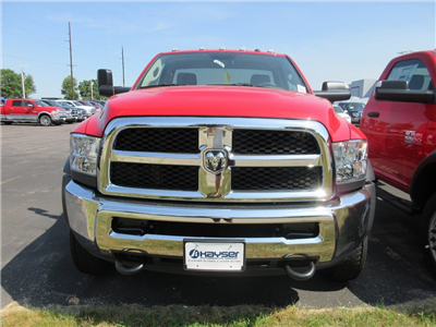 2018 Ram 5500 Regular Cab DRW 4x4,  Cab Chassis #J8646 - photo 3
