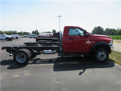 2018 Ram 5500 Regular Cab DRW 4x4,  Cab Chassis #J8646 - photo 5