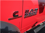 2018 Ram 5500 Regular Cab DRW 4x4,  Cab Chassis #J8646 - photo 22