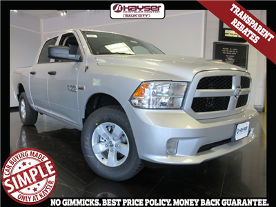 2018 Ram 1500 Crew Cab 4x4,  Pickup #J8666 - photo 1
