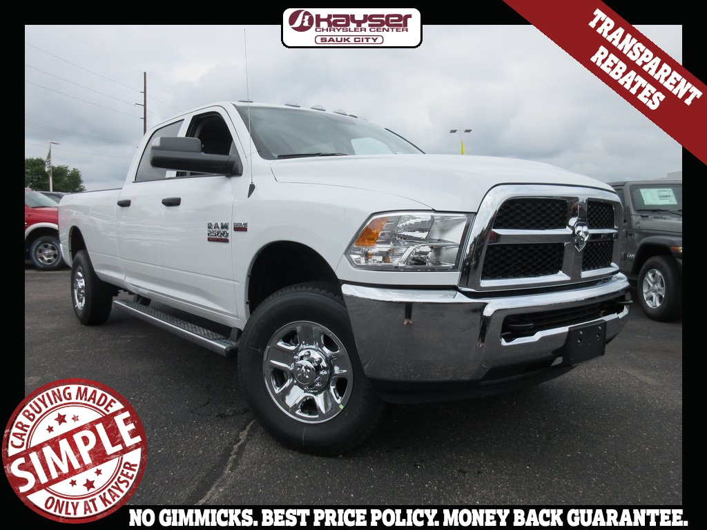 2018 Ram 2500 Crew Cab 4x4,  Pickup #J8704 - photo 1