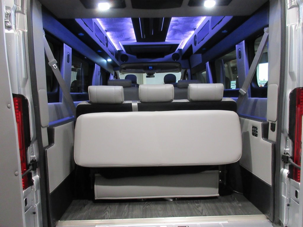 2018 ProMaster 2500 Standard Roof FWD,  Passenger Wagon #J8738 - photo 23