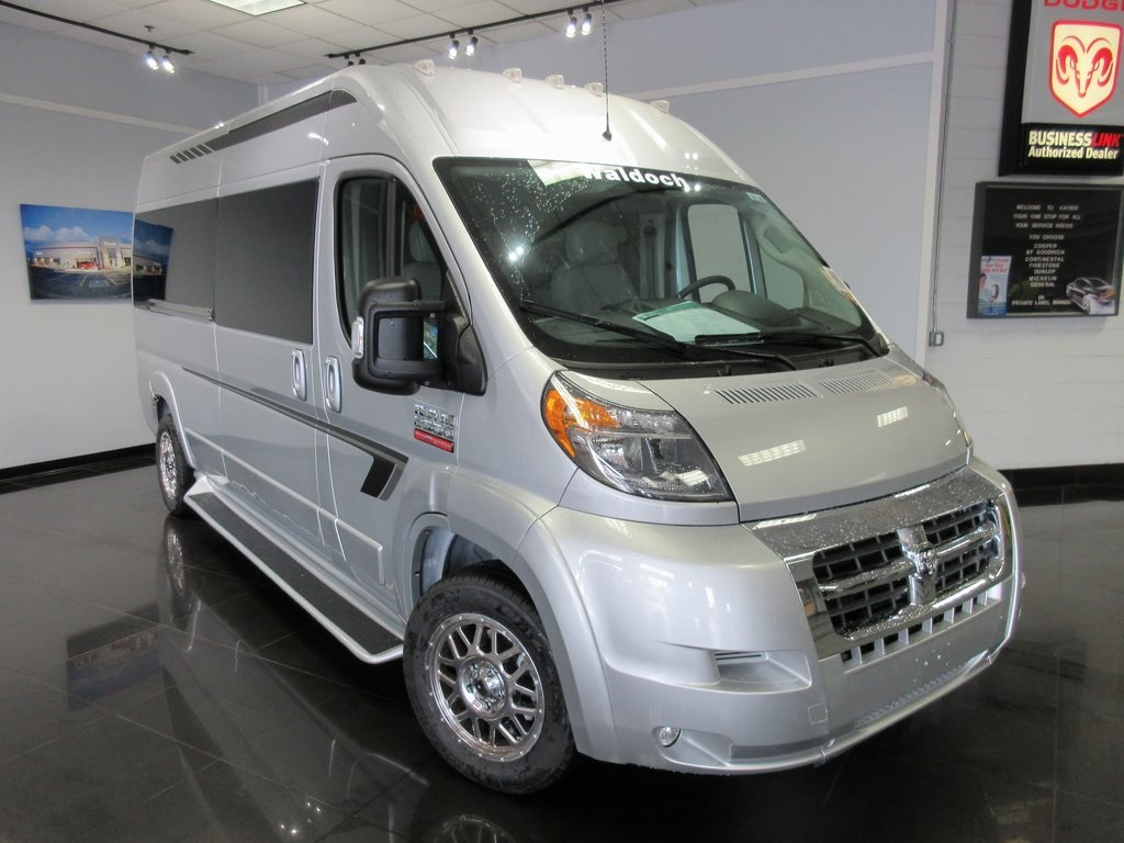 2018 ProMaster 2500 Standard Roof FWD,  Passenger Wagon #J8738 - photo 3