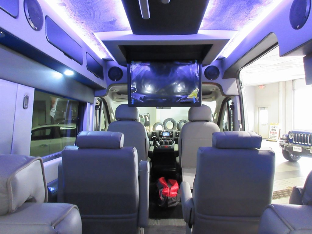2018 ProMaster 2500 Standard Roof FWD,  Passenger Wagon #J8738 - photo 31