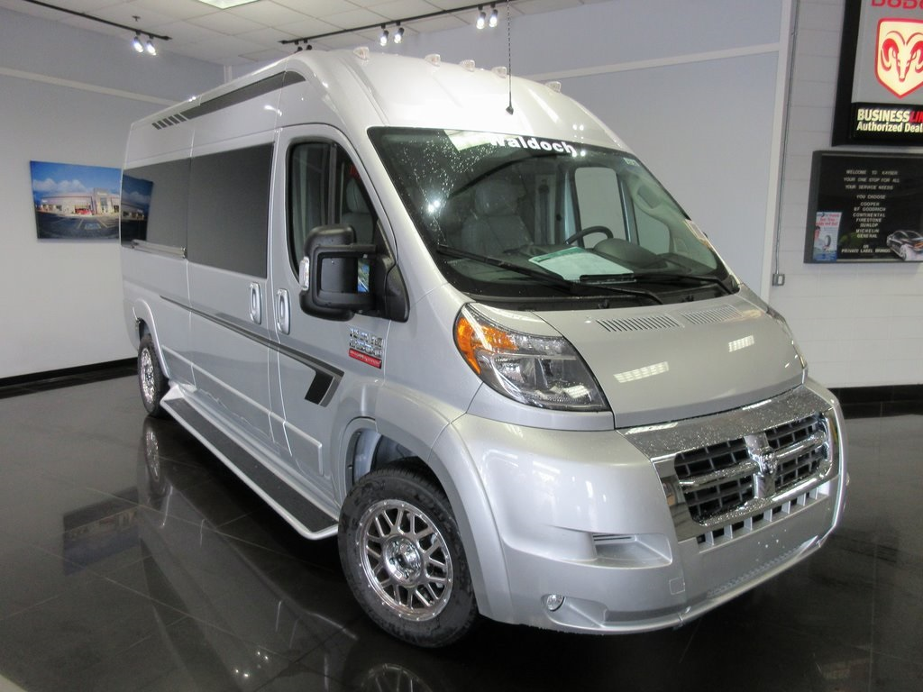 2018 ProMaster 2500 Standard Roof FWD,  Passenger Wagon #J8738 - photo 47