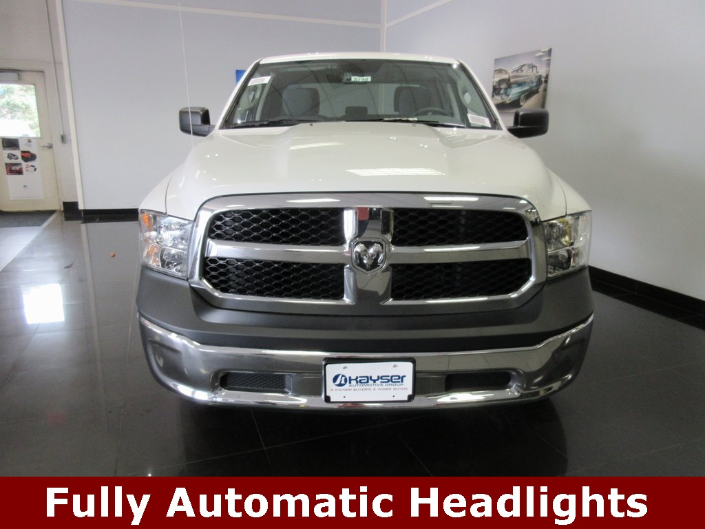 2018 Ram 1500 Quad Cab 4x4,  Pickup #J8740 - photo 4