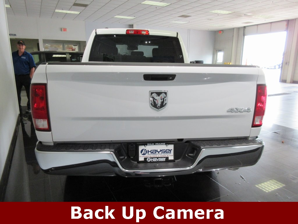 2018 Ram 1500 Quad Cab 4x4,  Pickup #J8740 - photo 6