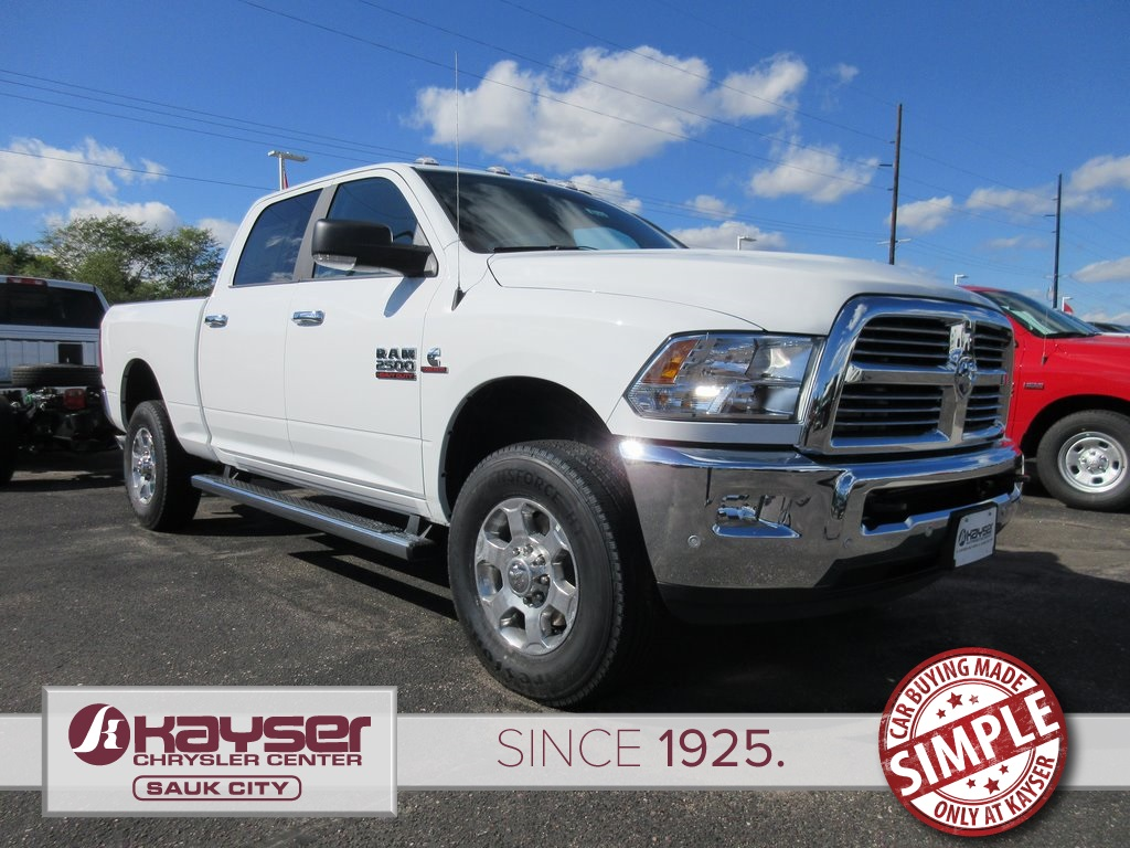 2018 Ram 2500 Crew Cab 4x4,  Pickup #J8820 - photo 1