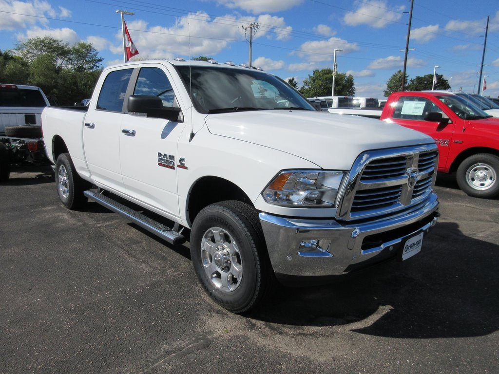 2018 Ram 2500 Crew Cab 4x4,  Pickup #J8820 - photo 3
