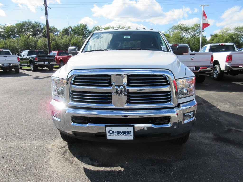 2018 Ram 2500 Crew Cab 4x4,  Pickup #J8820 - photo 4