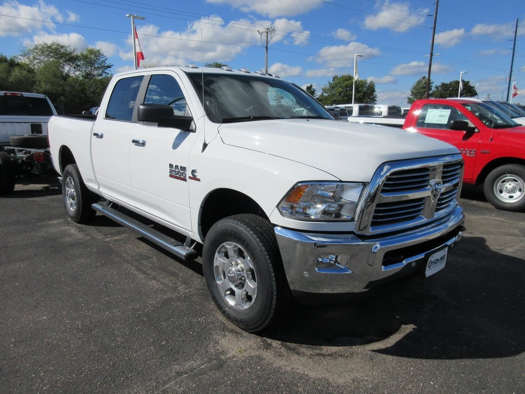 2018 Ram 2500 Crew Cab 4x4,  Pickup #J8820 - photo 44