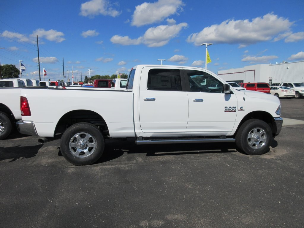 2018 Ram 2500 Crew Cab 4x4,  Pickup #J8820 - photo 2