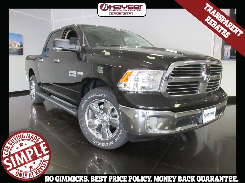 2018 Ram 1500 Crew Cab 4x4,  Pickup #J8830 - photo 1