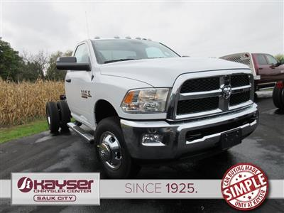 2018 Ram 3500 Regular Cab DRW 4x4,  Cab Chassis #J8891 - photo 1