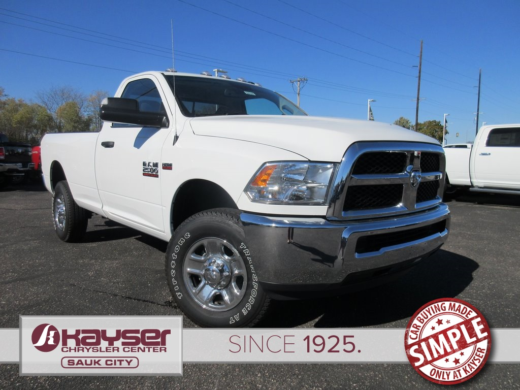 2018 Ram 2500 Regular Cab 4x4,  Pickup #J9058 - photo 1