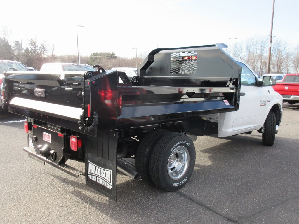 2018 Ram 3500 Regular Cab DRW 4x4,  Dump Body #J9111 - photo 2