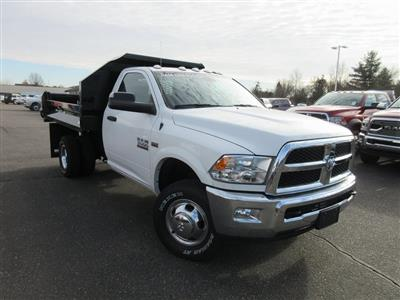 2018 Ram 3500 Regular Cab DRW 4x4,  Dump Body #J9111 - photo 36