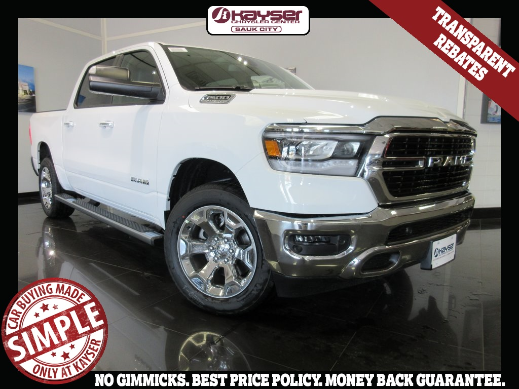 2019 Ram 1500 Crew Cab 4x4,  Pickup #K8536 - photo 1