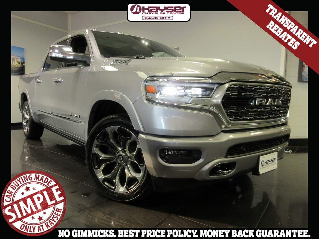 2019 Ram 1500 Crew Cab 4x4,  Pickup #K8562 - photo 1