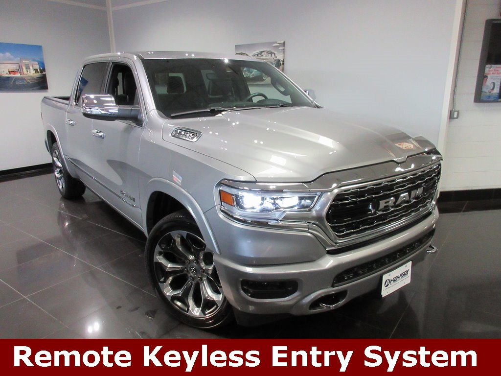 2019 Ram 1500 Crew Cab 4x4,  Pickup #K8562 - photo 3