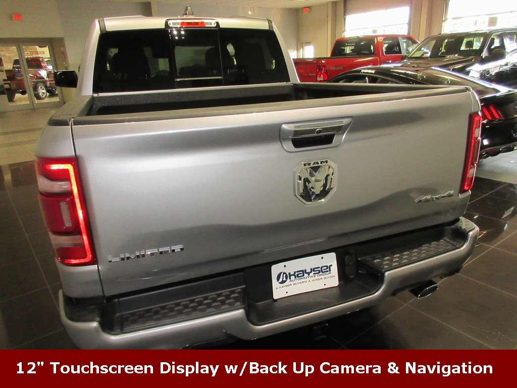 2019 Ram 1500 Crew Cab 4x4,  Pickup #K8562 - photo 6