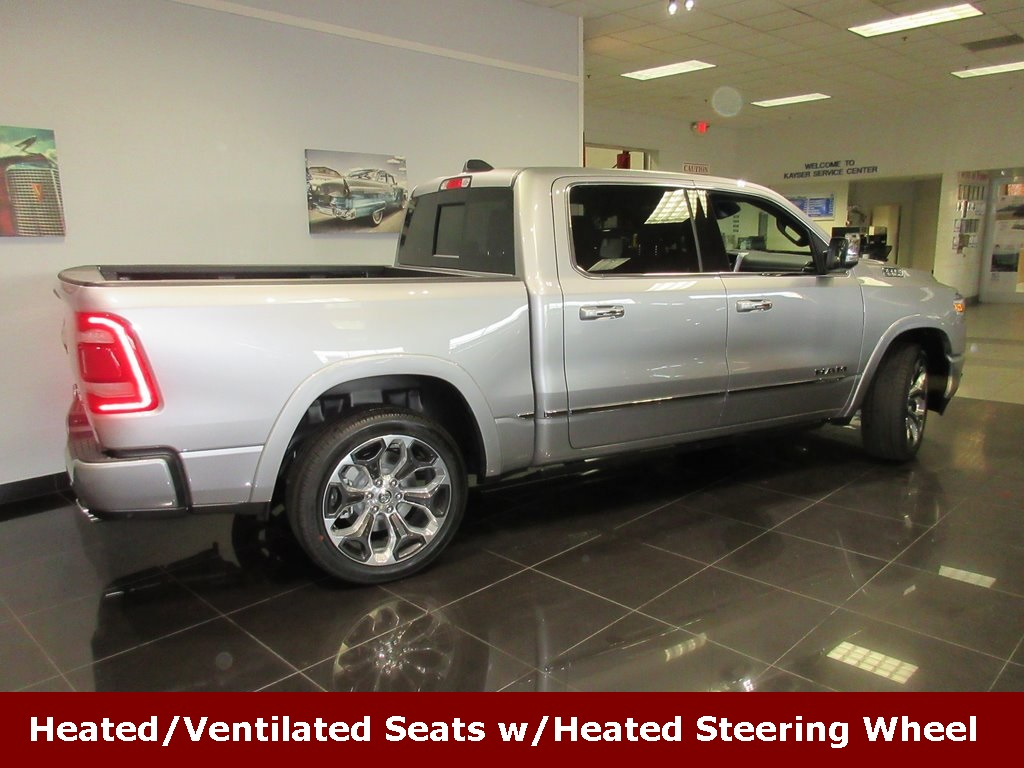 2019 Ram 1500 Crew Cab 4x4,  Pickup #K8562 - photo 2