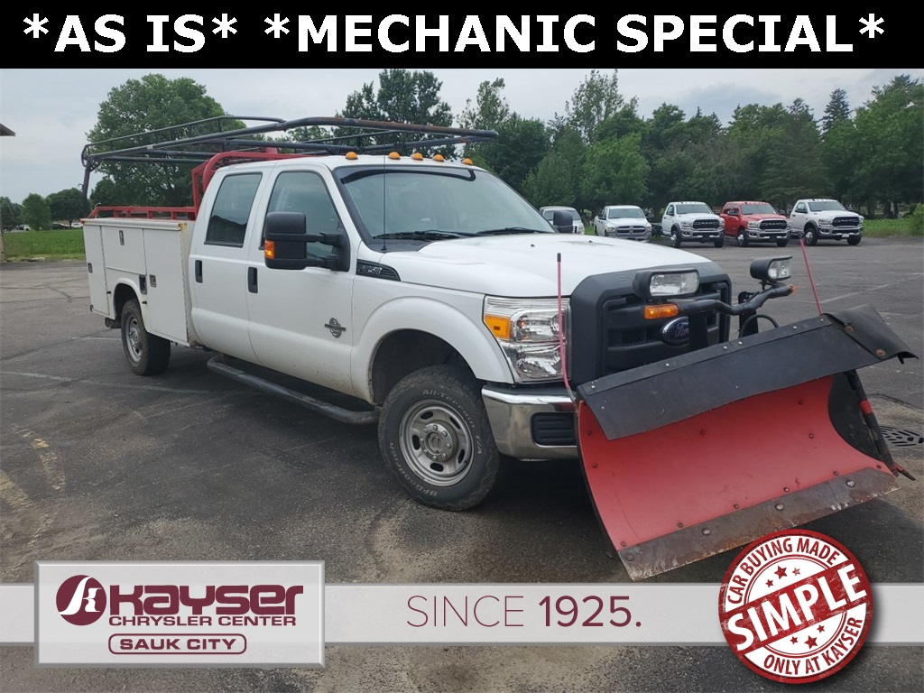2012 Ford F-350 Crew Cab 4x4, Cab Chassis #L1178A - photo 1