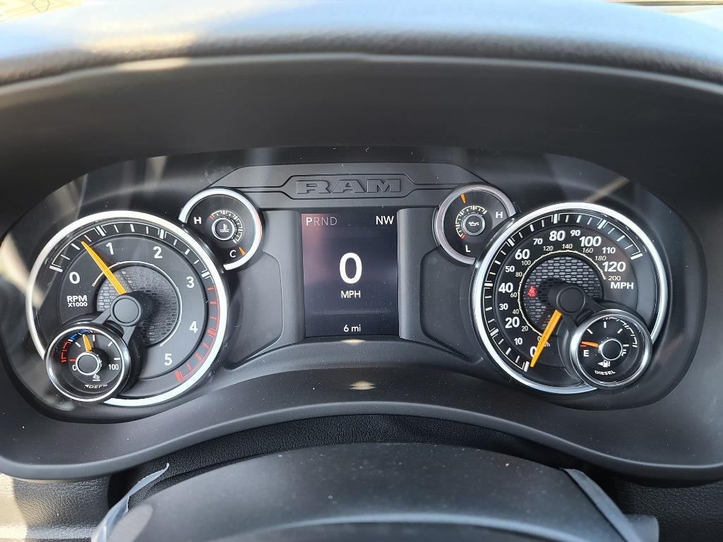 2021 Ram 5500 Regular Cab DRW 4x4,  Knapheide PGND Gooseneck Platform Body #M2021 - photo 11