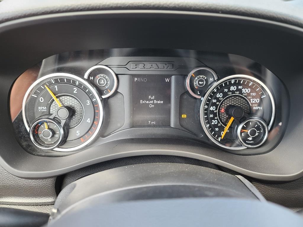 2021 Ram 5500 Regular Cab DRW 4x4,  Knapheide Drop Side Dump Body #M2101 - photo 6