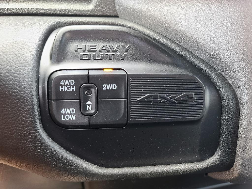 2021 Ram 5500 Regular Cab DRW 4x4,  Knapheide Drop Side Dump Body #M2101 - photo 8
