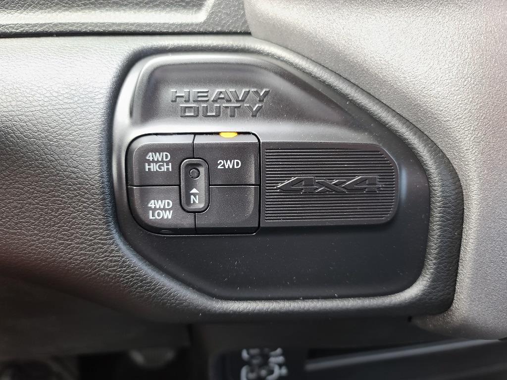 2021 Ram 5500 Regular Cab DRW 4x4,  Cab Chassis #M2113 - photo 7