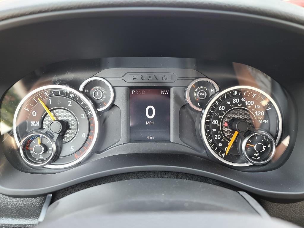 2021 Ram 5500 Regular Cab DRW 4x4,  Cab Chassis #M2273 - photo 8