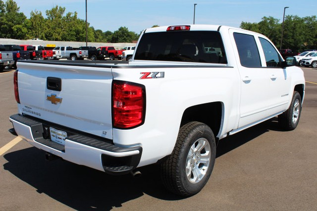 2018 Silverado 1500 Crew Cab 4x4,  Pickup #102285 - photo 2